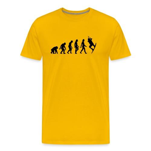 T-shirt evolution homme - T-shirt Premium Homme