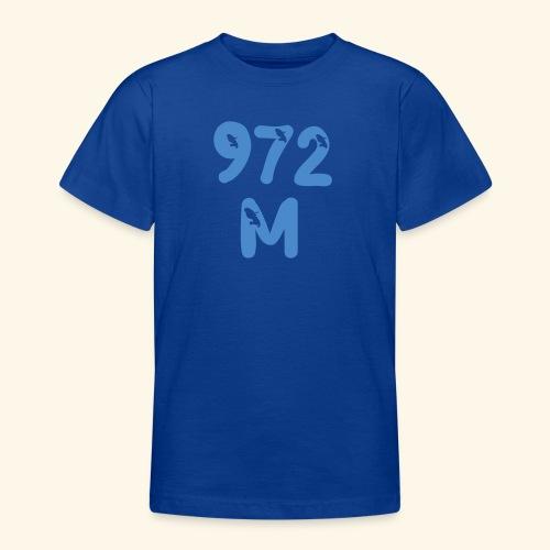 M 972, Martinique t-shirt kid - T-shirt Ado