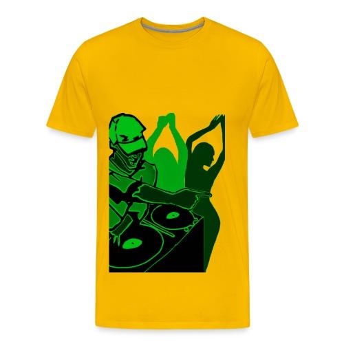 T shirt homme DJ - T-shirt Premium Homme