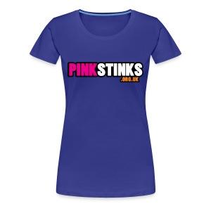 Womens' 'Classic' Greeny-blue! tee - Women's Premium T-Shirt