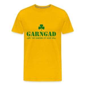 Garngad - Men's Premium T-Shirt