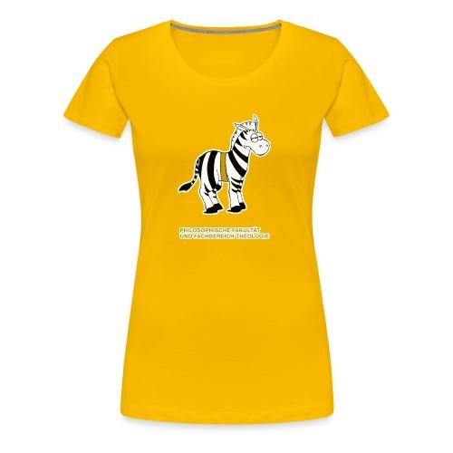Missmutige Philfak - Frauen Premium T-Shirt