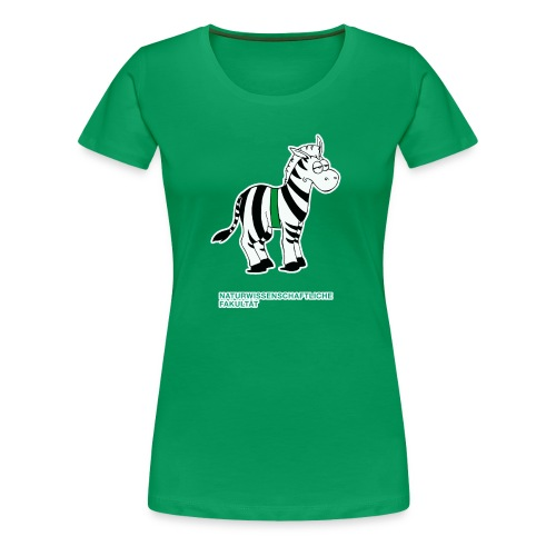 Missmutige Natfak - Frauen Premium T-Shirt