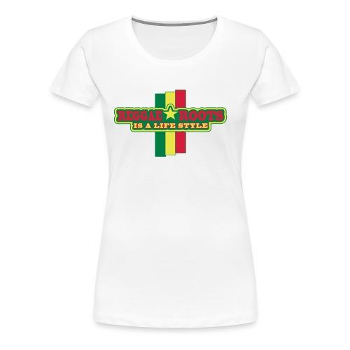 NAATABA VIBES - T-shirt Premium Femme