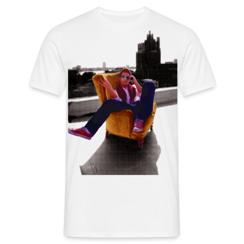Photo Standatd Men's T-Shirt  - Men's T-Shirt