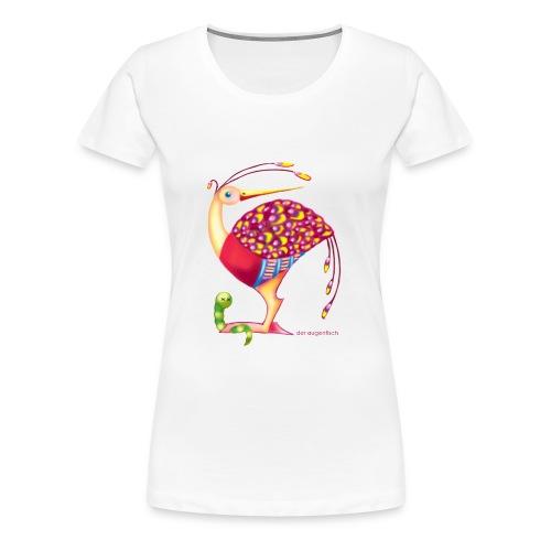 Early Bird for Big Beauties - Frauen Premium T-Shirt