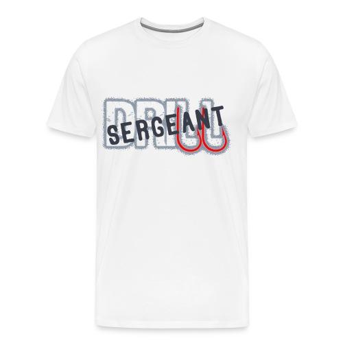 Drill Sergeant - Männer Premium T-Shirt