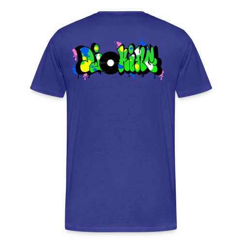 T shirt homme dj king - T-shirt Premium Homme