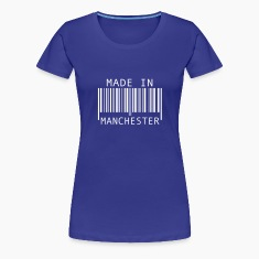 Made in Manchester T-Shirts