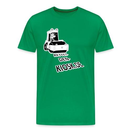 Planierarbeiten - Männer Premium T-Shirt
