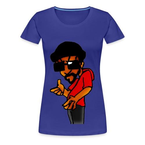T shirt femme rappeur - T-shirt Premium Femme