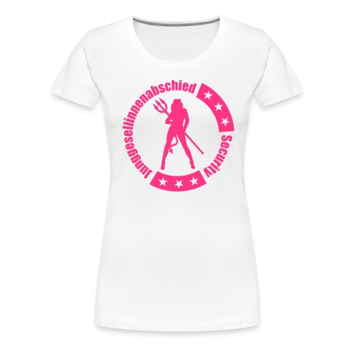Security - Frauen Premium T-Shirt