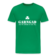 T-Shirts ~ Men's Premium T-Shirt ~ Garngad