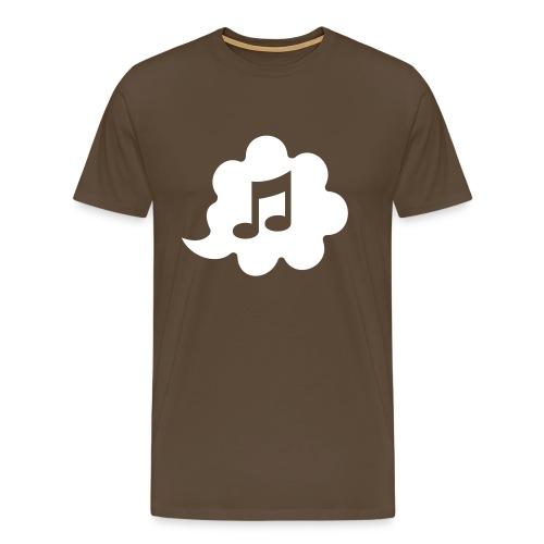 Love musique O6 - T-shirt Premium Homme