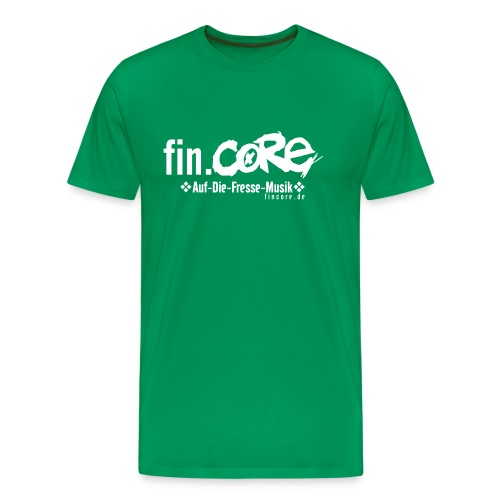 fin.core  - Männer Premium T-Shirt