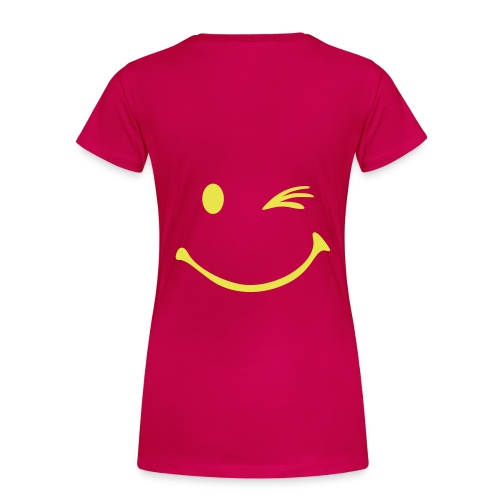 Z - T-shirt Premium Femme