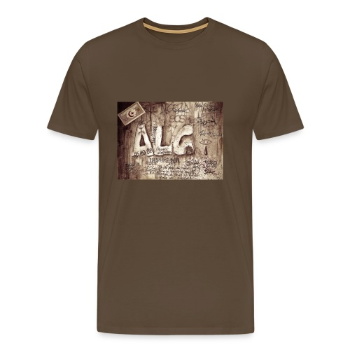 ALG - T-shirt Premium Homme