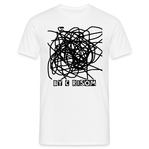Draws Shirt - Herre-T-shirt