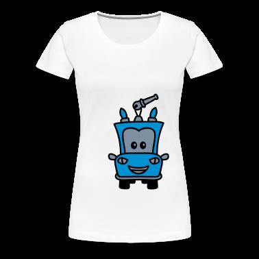 fire_truck T-Shirts