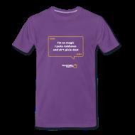 T-Shirts ~ Men's Premium T-Shirt ~ MENS: I'm so magic
