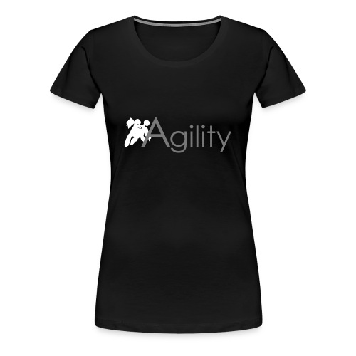 Agility - Frauen Premium T-Shirt
