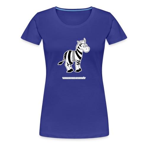 Missmutige Techfak - Frauen Premium T-Shirt