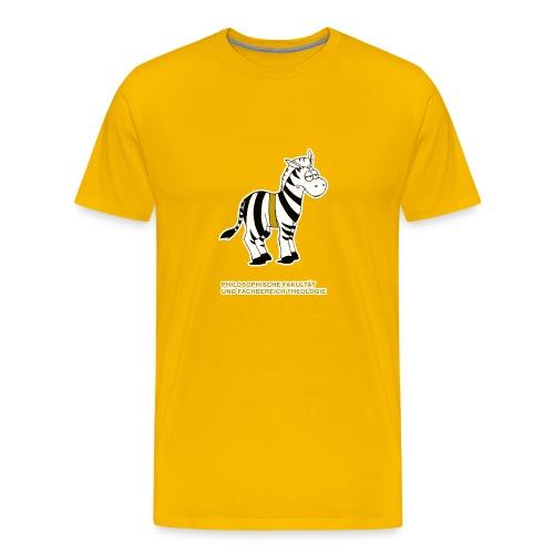 Missmutige Philfak - Männer Premium T-Shirt