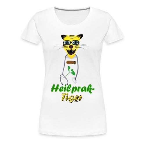 HeilprakTiger (w) - Frauen Premium T-Shirt