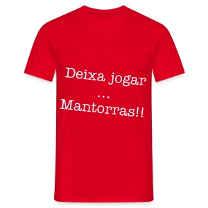 Mantorras shirt - Men's T-Shirt