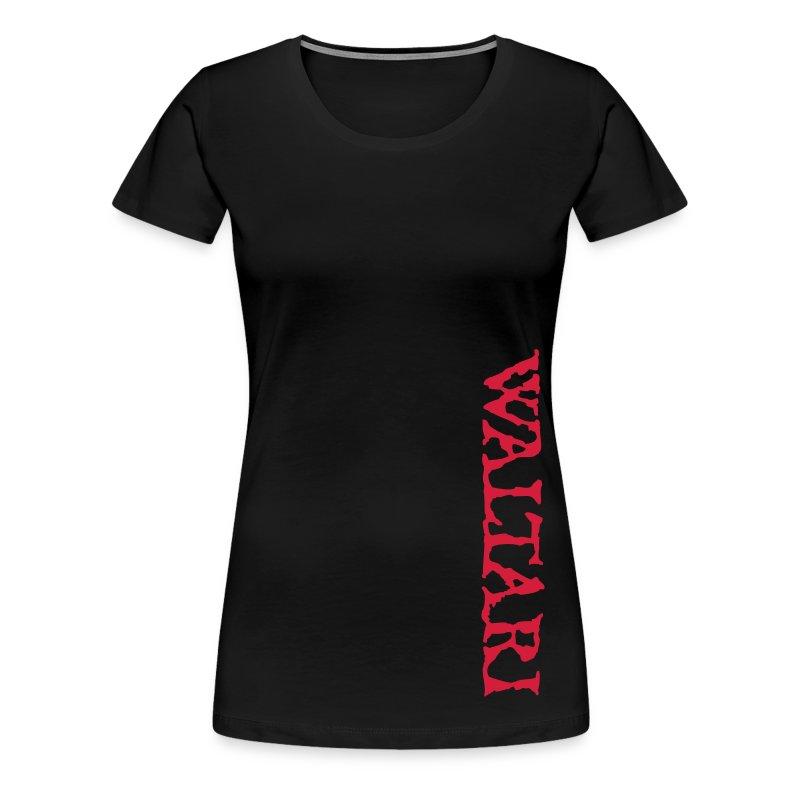 Waltari-Logo - Women's Premium T-Shirt