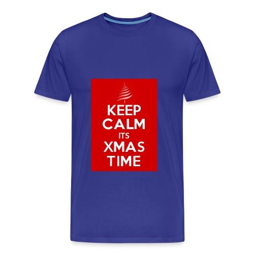 KEEP CALM - T SHIRTS - Men's Premium T-Shirt