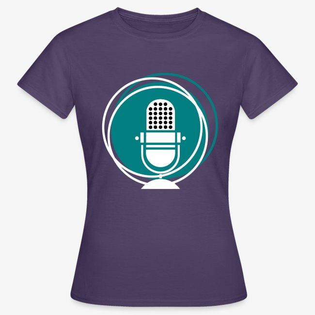 Retro microphone - vintage music recording T-Shirts