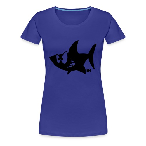 Shark - Women's Premium T-Shirt
