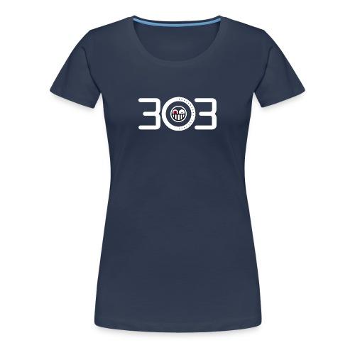 BGR Womens 303 T-Shirt - Women's Premium T-Shirt