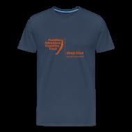 T-Shirts ~ Männer Premium T-Shirt ~ Frolikha Adventure Coastline Track - Shirt 2