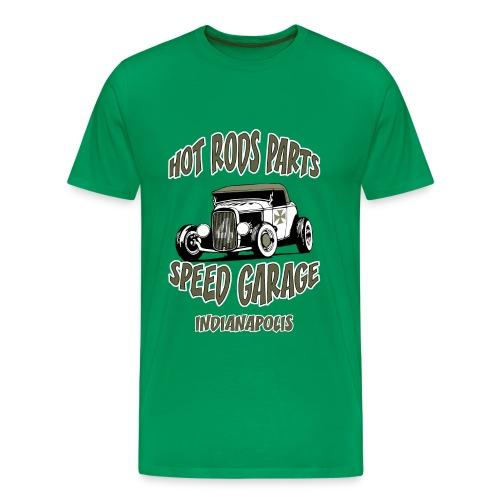hot rods parts t-shirt - Men's Premium T-Shirt