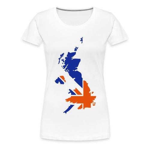 England - Maglietta Premium da donna