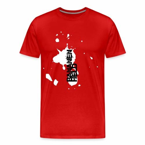 Bananenheld - Männer Premium T-Shirt