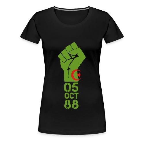05 Octobre 1988 - T-shirt Premium Femme