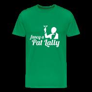 T-Shirts ~ Men's Premium T-Shirt ~ Fancy a Pat Lally