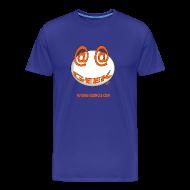 Tee shirts ~ Tee shirt Premium Homme ~ Geek homme bleu royal