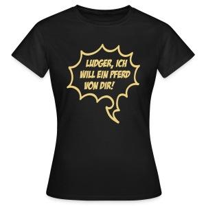 Ludger - Frauen T-Shirt