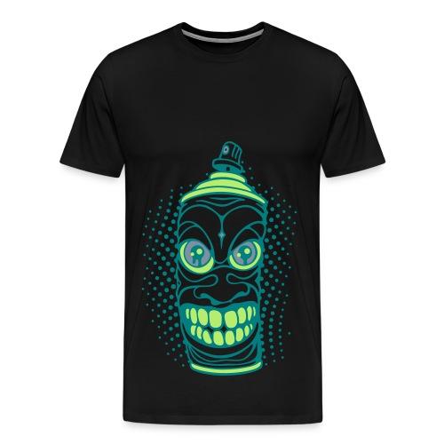 Nefarious - Maglietta Premium da uomo