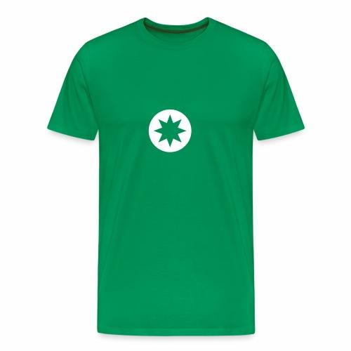 Kompass / Stern - Männer Premium T-Shirt