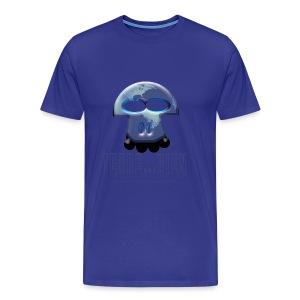 Terrien homme bleu ciel - T-shirt Premium Homme