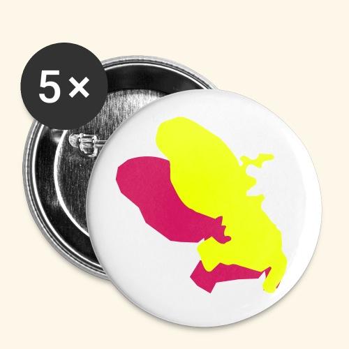 Martinique badge - Badge petit 25 mm