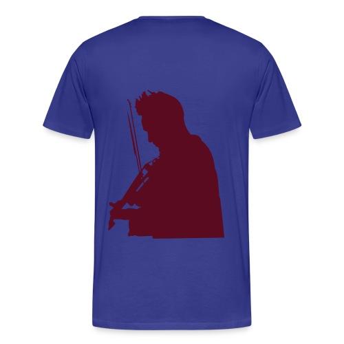 NK Tourshirt Men Simple - Men's Premium T-Shirt