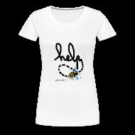 Tee shirts ~ T-shirt Premium Femme ~ Numéro de l'article 18187254