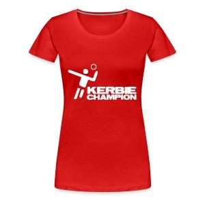 Kerbie - Women's Premium T-Shirt