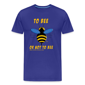 To bee homme bleu marine ~ 1850
